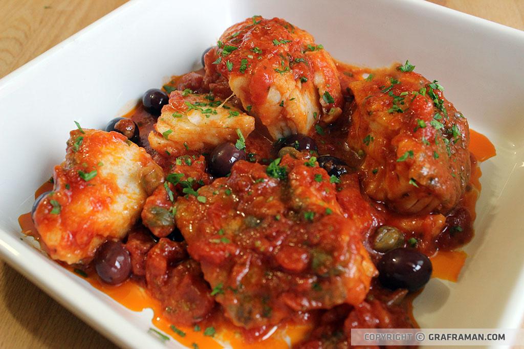 Baccal alla napoletana - Ricette cucina napoletana ...