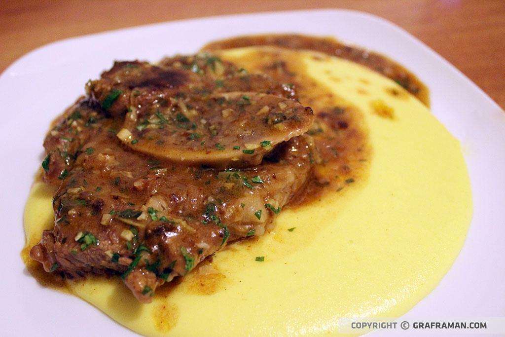 Cucinare gli ossibuchi