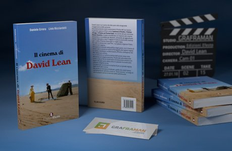 Libro - Il cinema di David Lean