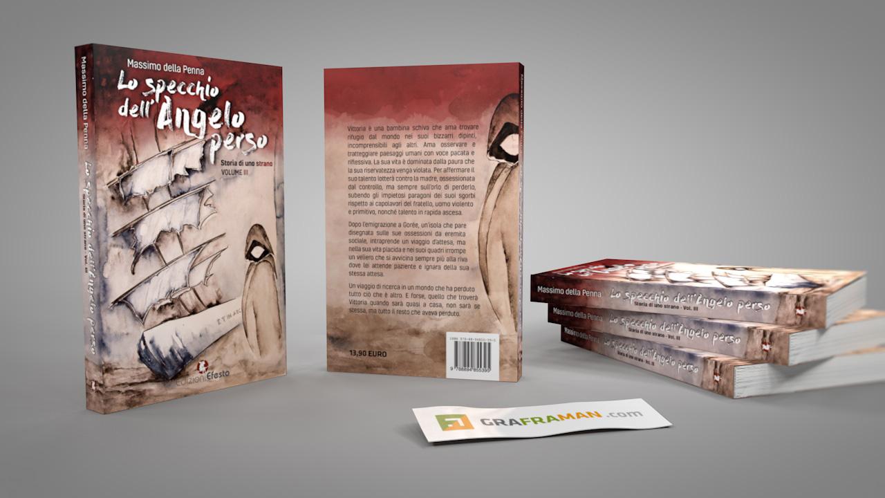 Libro lo specchio dell angelo perso storia di uno - Lo specchio di carta ...