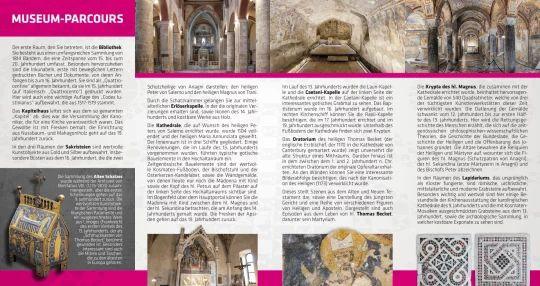 Brochure in tedesco - Retro