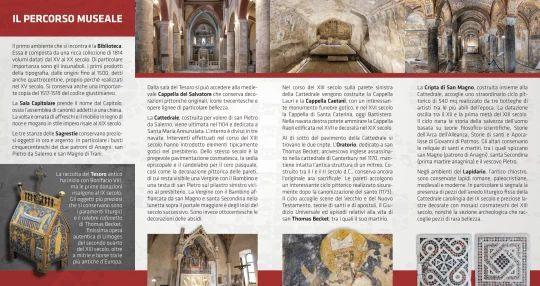 Brochure in italiano - Retro