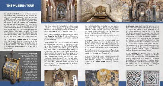 Brochure in inglese - Retro