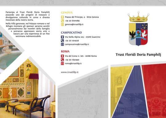 Esterno brochure