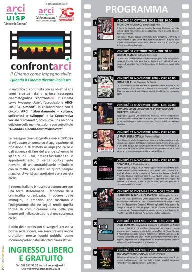 Locandina II Edizione del progetto Confrontarci