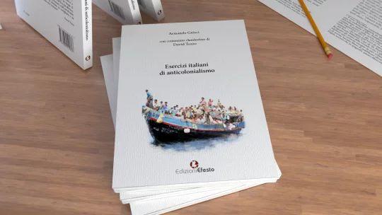 Rendering 3D del libro
