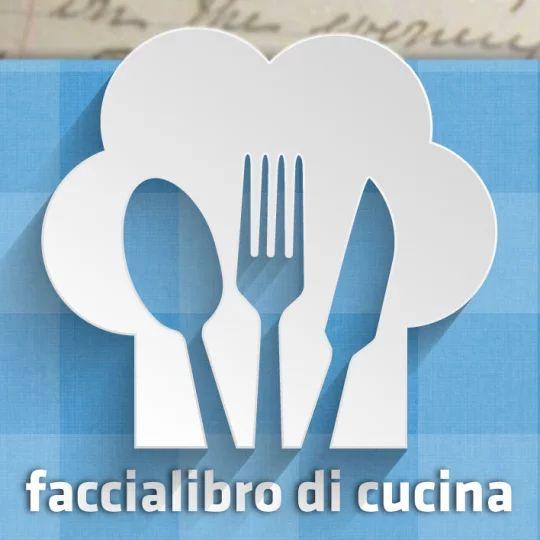 Il logo di Faccialibro di Cucina