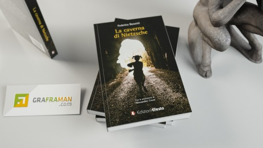 Ricostruzione 3D del libro