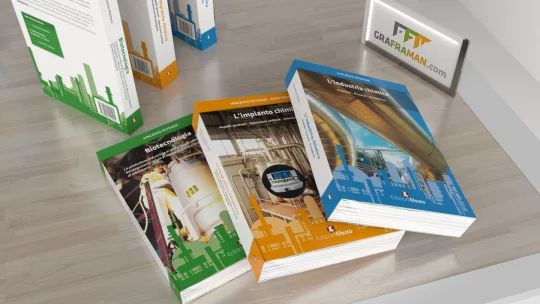 Ricostruzione 3D dei libri
