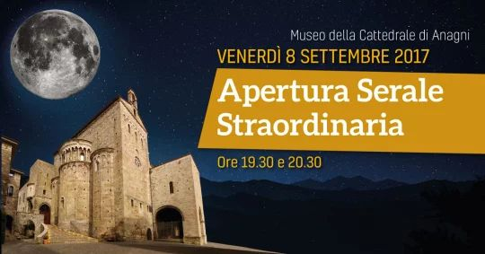 Cover per l'evento Facebook.