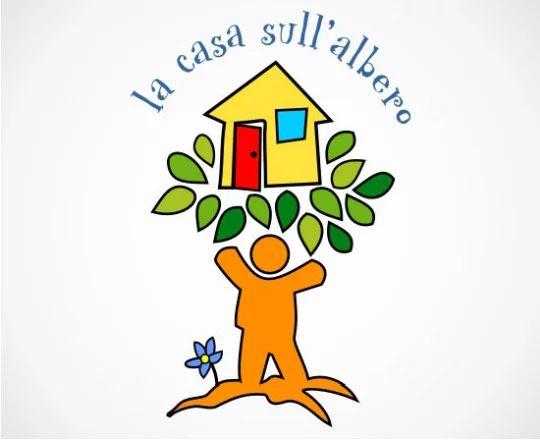 Logo centro accoglienza Casa sull'Albero